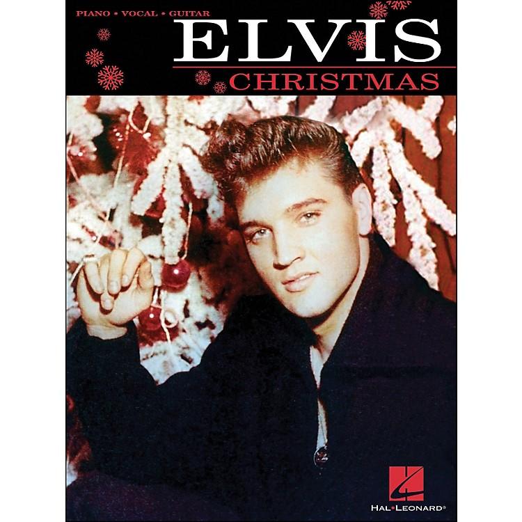 Hal LeonardElvis Christmas arranged for piano, vocal, and guitar (P/V/G)