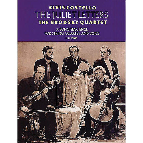 Music Sales Elvis Costello: The Juliet Letters Music Sales America Series