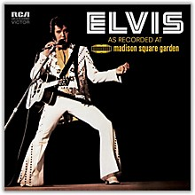 Elvis Presley - Elvis As Recorded at Madison Square Garden Vinyl LP