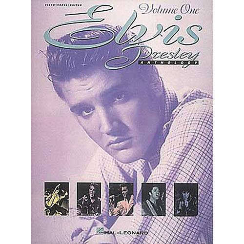 Hal Leonard Elvis Presley Anthology Volume 1 Piano, Vocal, Guitar Songbook