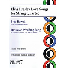 Hal Leonard Elvis Presley Love Songs for String Quartet String Letter Publishing Series Softcover by Elvis Presley
