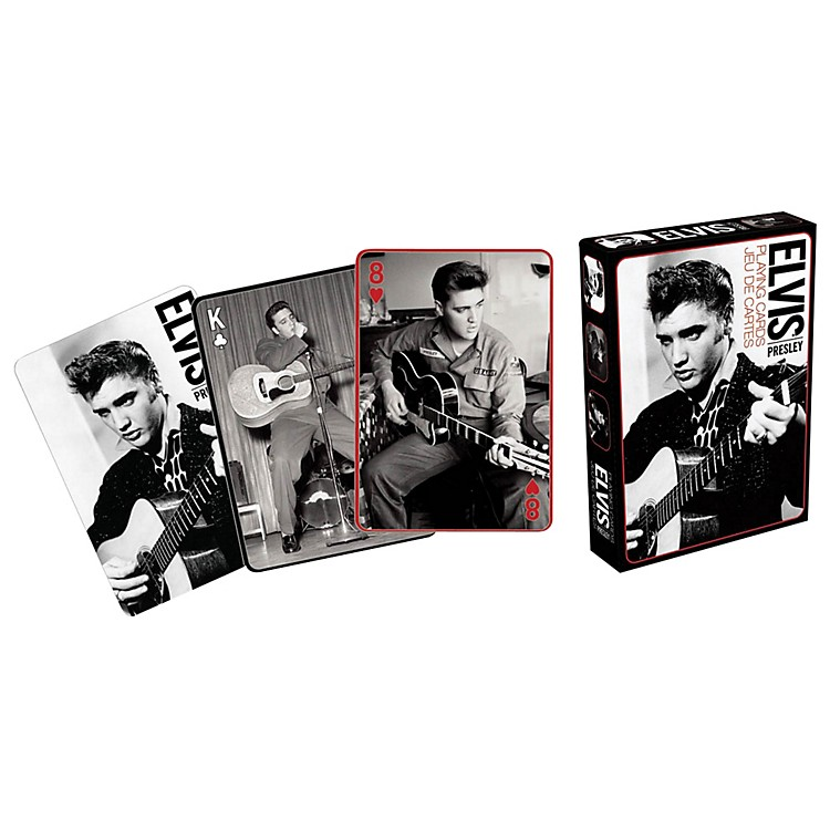 Hal Leonard Elvis Presley Playing Cards