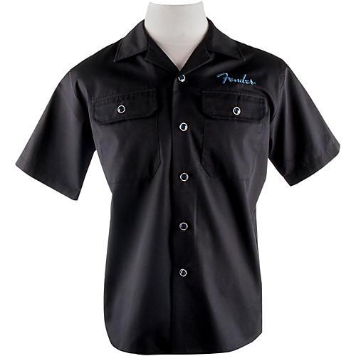Fender Embroidered Flush Short Sleeve Shirt-thumbnail