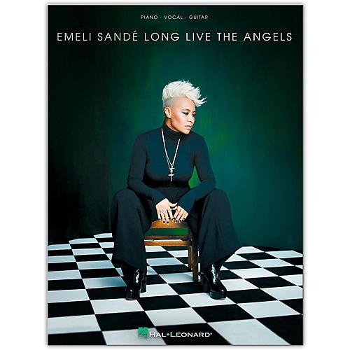 Hal Leonard Emeli Sande - Long Live the Angels P/V/G Piano/Vocal/Guitar-thumbnail