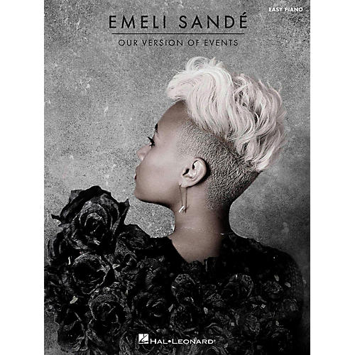 Hal Leonard Emeli Sande - Our Version Of Events for Easy Piano-thumbnail