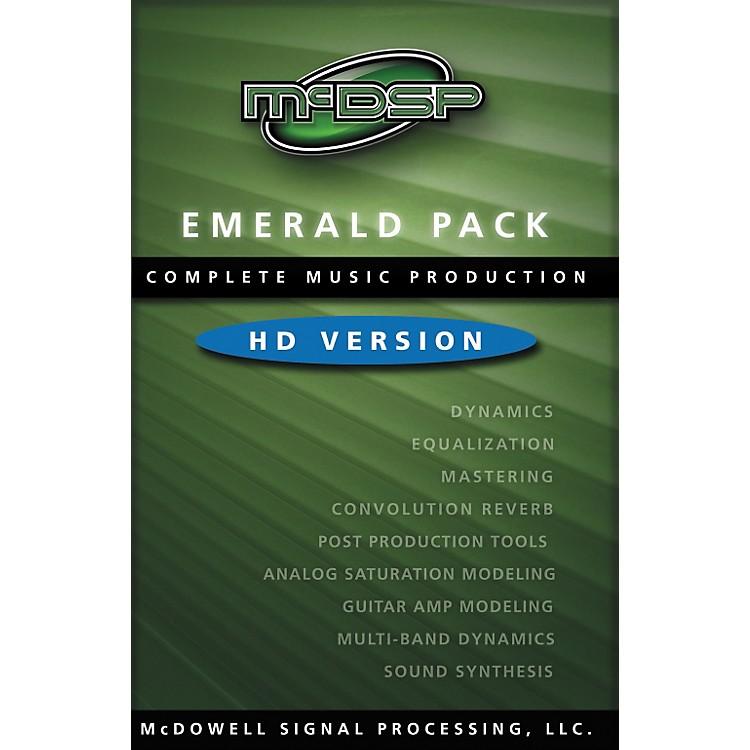 McDSPEmerald Pack 4.0 Software - HD Version