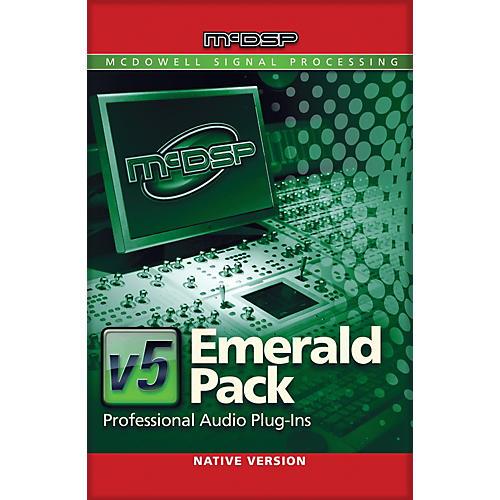 McDSP Emerald Pack Native v6 (Software Download)-thumbnail