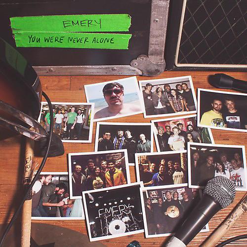 Alliance Emery - You Were Never Alone