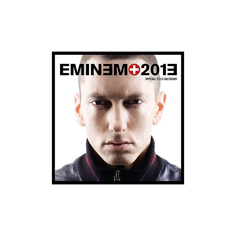 Eminem 2013 Calendar 2013 square calendarEminem 2013 Calendar