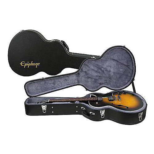 epiphone emperor hardshell guitar case musician 39 s friend. Black Bedroom Furniture Sets. Home Design Ideas