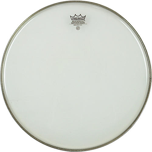 Remo Emperor Snare Side Head  15 in.