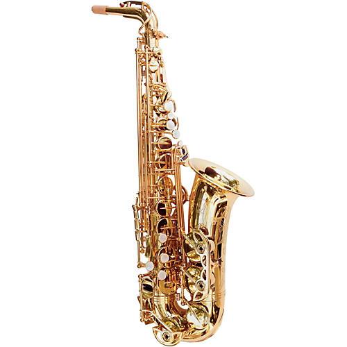 MACSAX Empyreal Alto Saxophone Honey Gold Lacquer