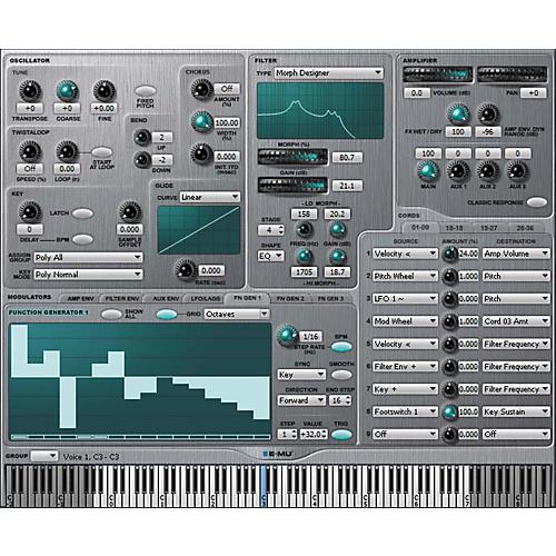 E-mu Emulator X3 Streaming Sampling Synthesizer