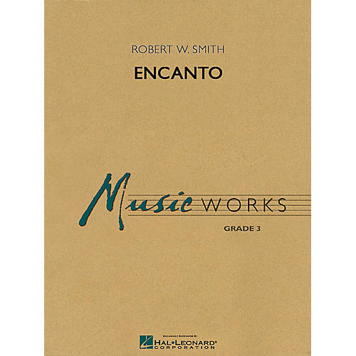 Hal Leonard Encanto Concert Band Level 3 Composed by Robert W. Smith-thumbnail