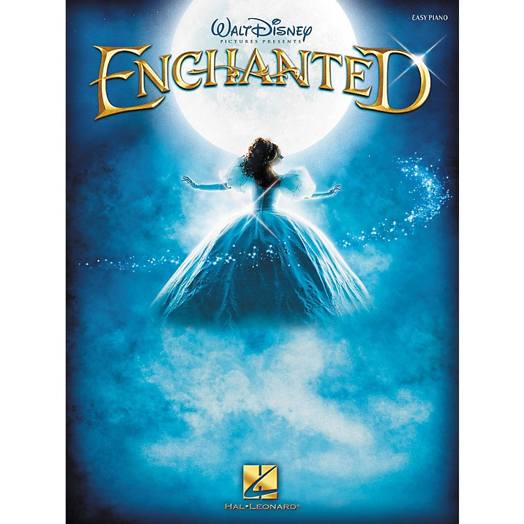 Hal Leonard Enchanted For Easy Piano
