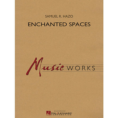 Hal Leonard Enchanted Spaces - Music Works Series Grade 4-thumbnail
