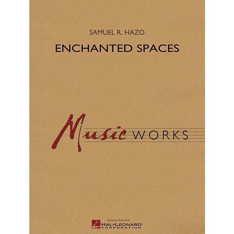 Hal LeonardEnchanted Spaces - Music Works Series Grade 4