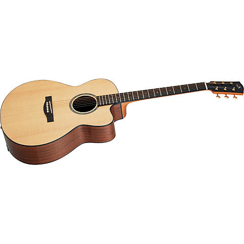 Bedell Encore BSMCE-18-G Orchestra Cutaway Acoustic-Electric Guitar-thumbnail