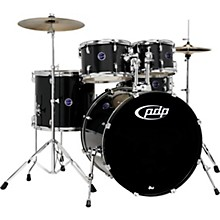 Open BoxPDP by DW Encore 5-Piece Drum Kit with Hardware and Cymbals