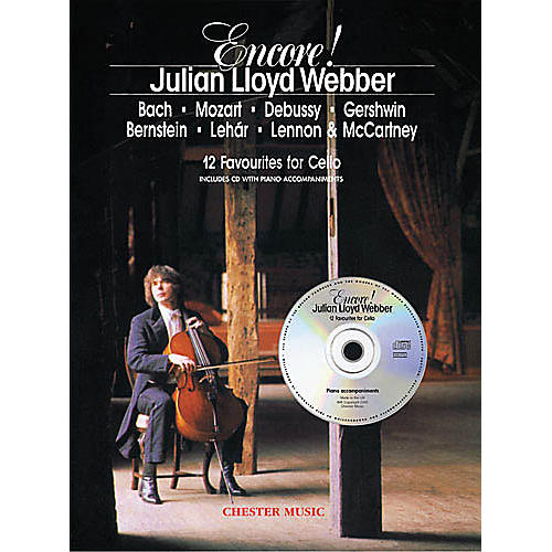 Chester Music Encore! (Cello and Piano) Music Sales America Series-thumbnail