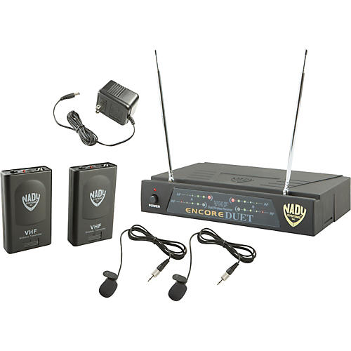 Nady Encore DUET LT/O Wireless System