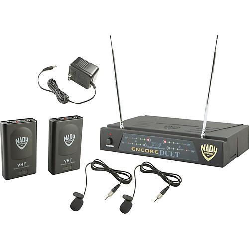 Nady Encore DUET LT/O Wireless System
