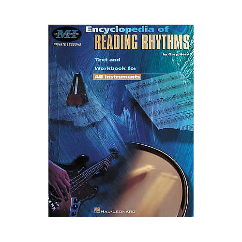 Hal Leonard Encyclopedia Of Reading Rhythms
