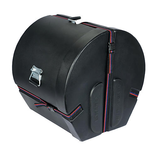 Humes & Berg Enduro Bass Drum Case with Foam-thumbnail