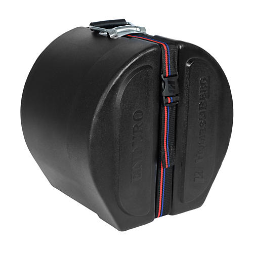 Humes & Berg Enduro Tom Drum Case Black 10X10