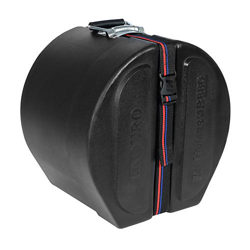 Humes & Berg Enduro Tom Drum Case with Foam Black 11x12