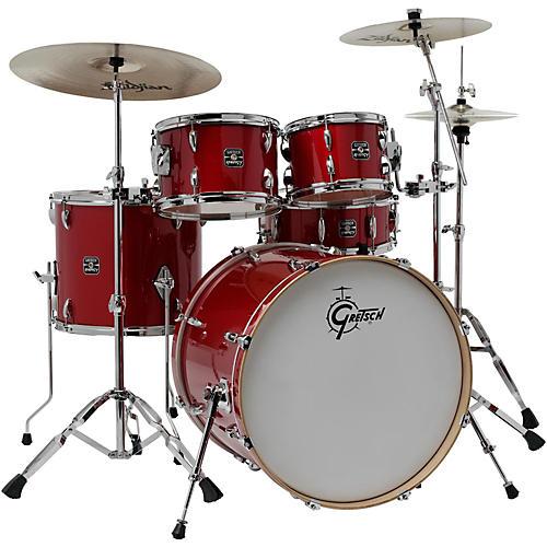 gretsch drums energy vb 5 piece drum set with zildjian cymbals musician 39 s friend. Black Bedroom Furniture Sets. Home Design Ideas