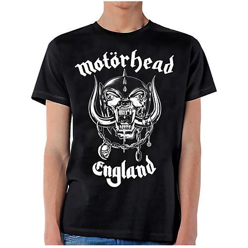 Motorhead England T-Shirt Medium