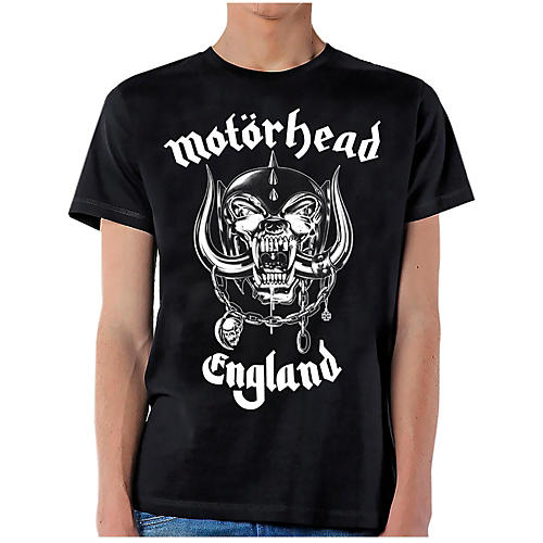 Motorhead England T-Shirt-thumbnail