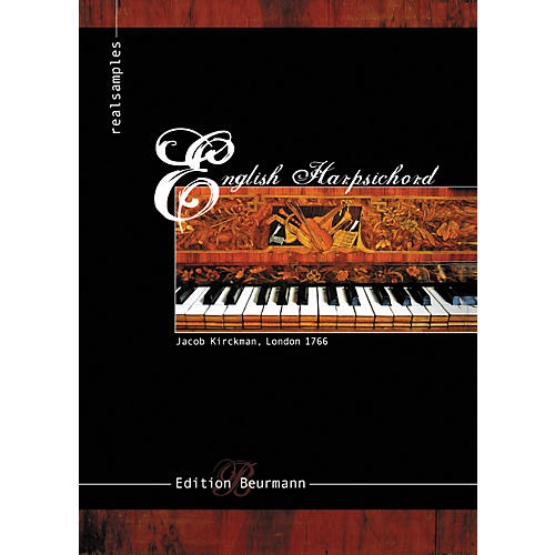 Best Service English Harpsichord Sample Library Software-thumbnail