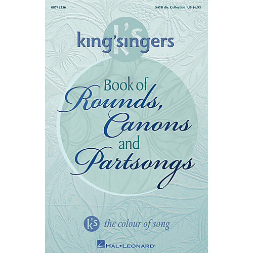 Hal Leonard English Renaissance (Collection - The Colour of Song, Vol. 1) SATB A Cappella by The King's Singers