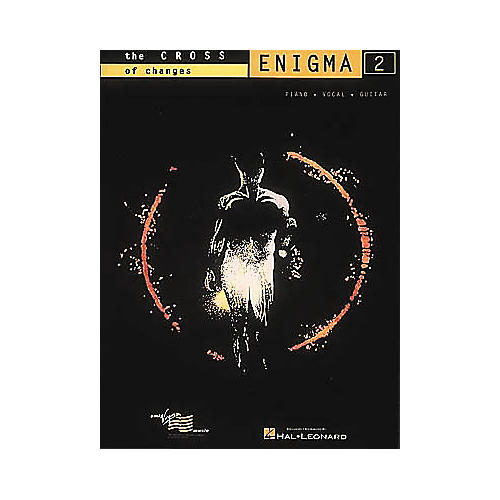 Hal Leonard Enigma 2 - The Cross Of Changes Piano/Vocal/Guitar Artist Songbook