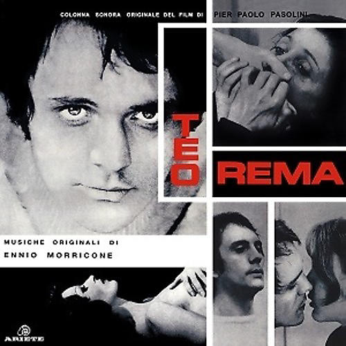 Alliance Ennio Morricone - Teorema (original Soundtrack)