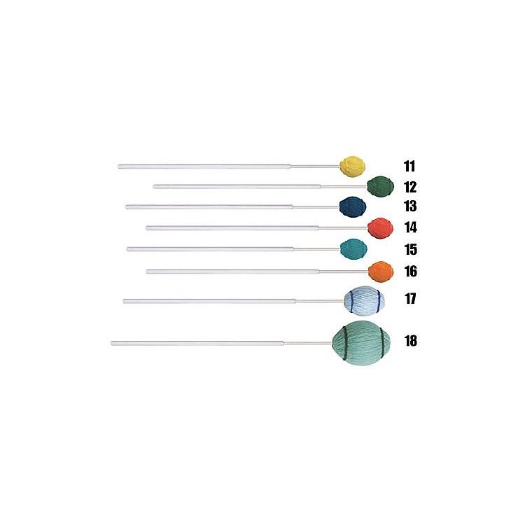Mike BalterEnsemble Series Fiberglass Marimba Mallets15 Aqua Yarn Soft