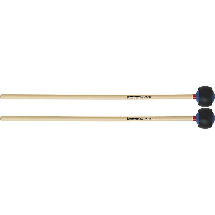 Innovative Percussion Ensemble Series Mallets HARD WITH LATEX COVER RATTAN