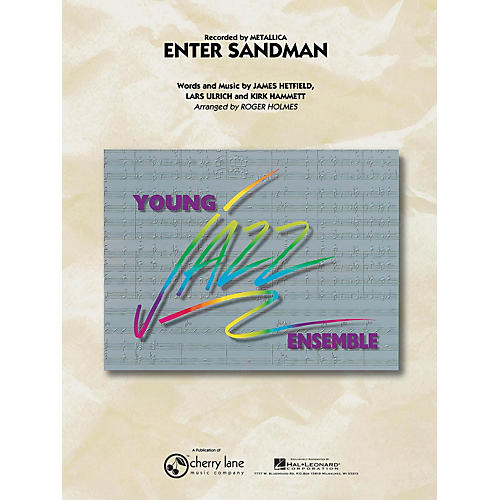 Cherry Lane Enter Sandman Jazz Band Level 3 Arranged by Roger Holmes-thumbnail