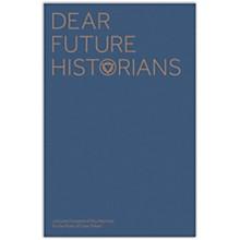 Faber Music LTD Enter Shikari: Dear Future Historians Case-Bound Lyric & Essay Book