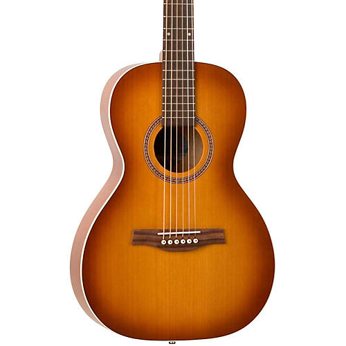 Seagull Entourage Grand Parlor Acoustic-Electric Parlor Guitar Rustic