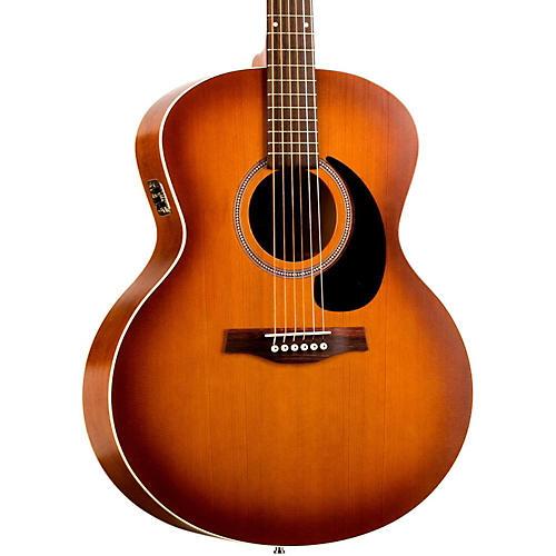 Seagull Entourage Mini-Jumbo Acoustic-Electric Guitar-thumbnail