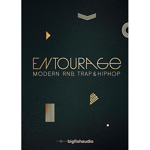 Big Fish Entourage: Modern RnB, Trap and Hip Hop-thumbnail