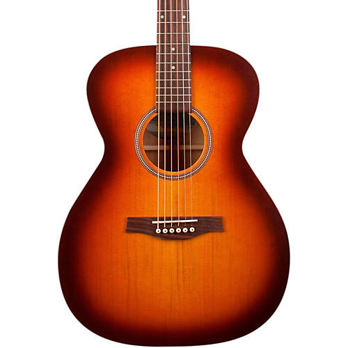 Seagull Entourage Rustic Concert Hall Acoustic-Electric Guitar-thumbnail