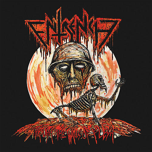 Alliance Entrench - Through The Walls Of Flesh