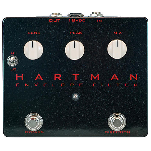Hartman Electronics Envelope Filter Guitar Effects Pedal