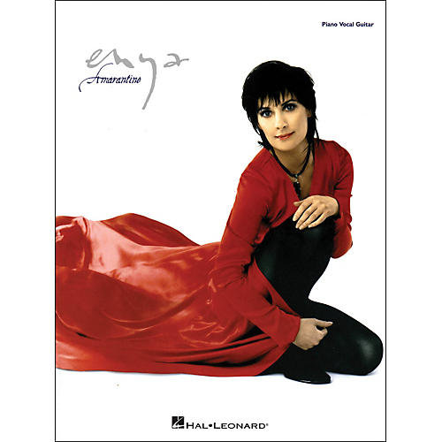 Hal Leonard Enya - Amarantine arranged for piano, vocal, and guitar (P/V/G)
