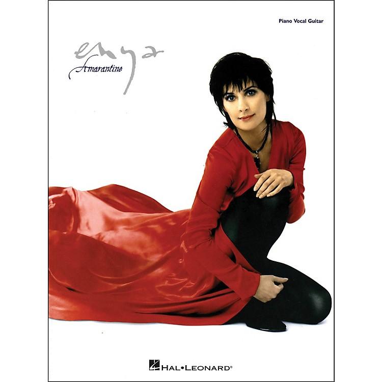 Hal LeonardEnya - Amarantine arranged for piano, vocal, and guitar (P/V/G)