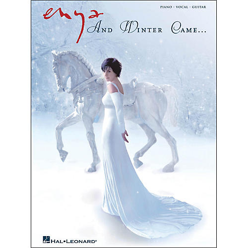 Hal Leonard Enya - And Winter Came arranged for piano, vocal, and guitar (P/V/G)-thumbnail